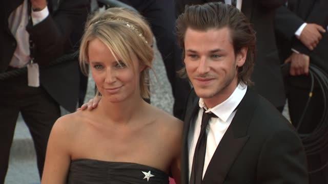 Jordane Crantelle and Gaspard Ulliel at the Fair Game Premiere Cannes Film Festival 2010 at Cannes