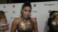 INTERVIEW Jordin Sparks talks about enjoying not being in the competition for a change at The 2018 Miss America Competition on September 10 2017 in...