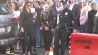 Jordyn Jones outside TCL Chinese Theatre in Hollywood in Celebrity Sightings in Los Angeles