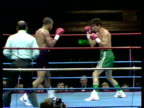Jorge Vaca vs Lloyd Honeyghan