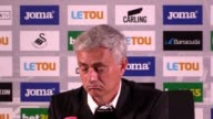 Jose Mourinho press conference following Manchester United's 40 victory over Swansea Manchester United boss Jose Mourinho has told Marcus Rashford to...