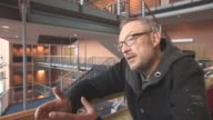 INTERVIEW Josef Hader on the interpretation of the news at Berlin Film Festival 'Wild Mouse' Interviews at Berlinale Palast on February 12 2017 in...