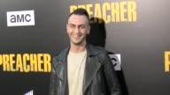 Joseph Gilgun at the Premiere Of AMC's 'Preacher' Season 2 on June 20 2017 in Los Angeles California