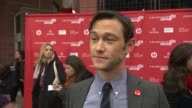 INTERVIEW Joseph GordonLevitt on how he feels to be making his directorial debut at Sundance and why he wanted to tell this story at the 'Don Jon's...
