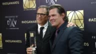 Josh Brolin and David O Russell at Art Directors Guild 20th Annual Excellence In Production Design Awards at The Beverly Hilton Hotel on January 31...