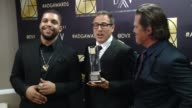 Josh Brolin David O Russell and O'Shea Jackson Jr at Art Directors Guild 20th Annual Excellence In Production Design Awards at The Beverly Hilton...