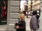 Josh Brolin walks to his trailer with little fanfare on the set of Men In Black 3 in Soho in New York 05/11/11