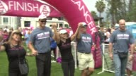 Josh Duhamel Stacy Ferguson at the Fergie Appearance Avon Walk For Breast Cancer at Santa Barbara CA