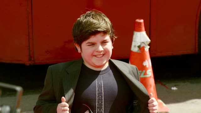 Josh Flitter at the 'Nancy Drew' Premiere at Grauman's Chinese Theatre in Hollywood California on June 10 2007