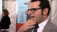INTERVIEW Josh Gad on Garden State working with Zach Braff and an interesting sex scene at 'Wish I Was Here' New York Premiere Presented By Focus...