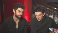 INTERVIEW Josh O'Connor Alec Secareanu on what they would hope the film bring to audiences at Berlin Film Festival 'Gods Own Country' Interviews at...