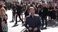 Josh Turner arriving to the 52nd Academy Of Country Music Awards in Celebrity Sightings in Las Vegas