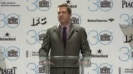 SPEECH Josh Welsh at The 30th Film Independent Spirit Awards Nominations Press Conference in Los Angeles CA on