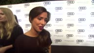 Josie Lauren on the event at the Audi And Martin Katz Celebrate The 2012 Golden Globe Awards in West Hollywood CA