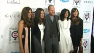 Joss Whedon Yasmeen Hassan at Equality Now's 'Make Equality Reality' Event in Los Angeles CA
