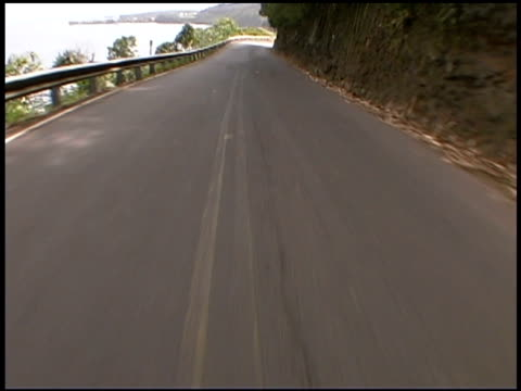 Journey on road