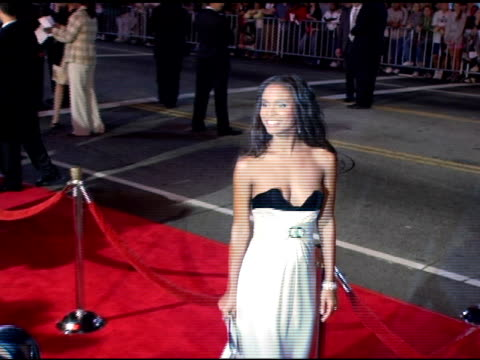 Joy Bryant at the 'Get Rich or Die Tryin' World Premiere at Grauman's Chinese Theatre in Hollywood California on November 2 2005