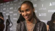 Joy Bryant on Mary J Blige and on why Essence Magazine is so important at the ESSENCE Black Women In Music Honoring Mary J Blige at West Hollywood CA