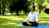 Joy of doing yoga