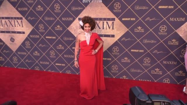 Joy Villa at The 2017 MAXIM Hot 100 Party at Hollywood Palladium on June 24 2017 in Los Angeles California