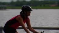 Joy's Bike Ride - Silhouette 1