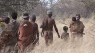 Ju hoansi San Bushmen of Nyae Nyae, Namibia