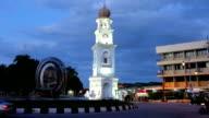 Jubilee Clock Tower Georgtown Penang Malaysia