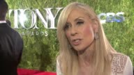 INTERVIEW Judith Light on being super excited for the Tony's and her favorite memories at 2015 Tony Awards Arrivals at Radio City Music Hall on June...