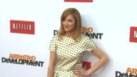 Judy Greer at Netflix's Arrested Development Season Four Los Angeles Premiere 4/29/2013 in Hollywood CA