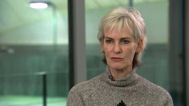 Judy Murray celebrates both of her sons ending the year at the top of the world rankings Judy Murray interview SOT