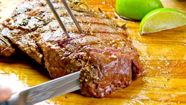 Sappige Steak