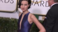 Julia Goldani Telles at the 72nd Annual Golden Globe Awards Arrivals at The Beverly Hilton Hotel on January 11 2015 in Beverly Hills California