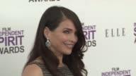 Julia Ormond at the 2012 Film Independent Spirit Awards Arrivals on 2/25/12 in Santa Monica CA