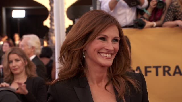 Julia Roberts at 21st Annual Screen Actors Guild Awards Arrivals in Los Angeles CA