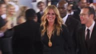 Julia Roberts at the 67th Annual Golden Globe Awards Arrivals Part 1 at Beverly Hills CA