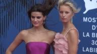 Julianne Moore Lorenzo Serafini and Karolina Kurkova Pierpaolo Piccioli and Donatella Versace Maria Grazia Chiuri and Paolo ReginiIsabeli Fontana...