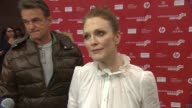 INTERVIEW Julianne Moore on her character in the film what about this story attracted to the project and how it was working with Joseph GordonLevitt...