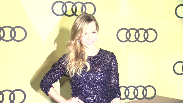 Julie Benz at Audi Kicks Off Golden Globes Week 2013 on 1/6/13 in Los Angeles CA
