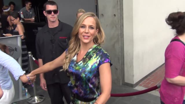 Julie Benz at Celebrity Sightings ComicCon International 2013 Julie Benz at Celebrity Sightings ComicCon on July 19 2013 in San Diego California