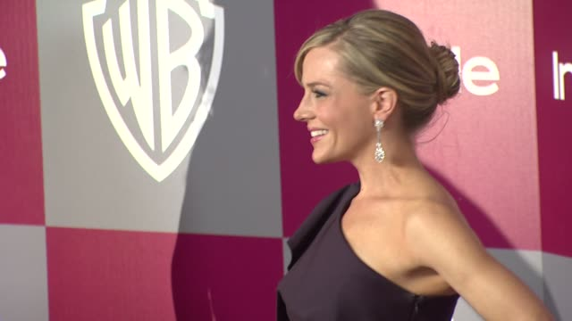 Julie Benz at the 2011 InStyle/Warner Brothers Golden Globe Awards Party at Beverly Hills CA