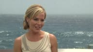 Julie Benz on getting the lesbian stripper role on Desperate Housewives her character's affair with Dana Delany and her character's positive...