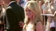 Julie Berman at the 2007 Daytime Emmy Awards at the Kodak Theatre in Hollywood California on June 15 2007