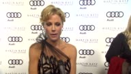 Julie Bowen on kicking off Golden Globe week at this party what she's most looking forward to this evening what she thought of the Audi A8 how she's...
