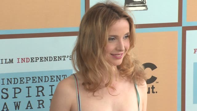Julie Delpy at the The 21st Annual IFP Independent Spirit Awards in Santa Monica California on March 4 2006