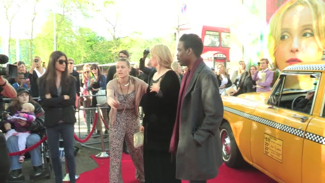 Julie Delpy Chris Rock at 2 Days in New York UK Premiere at Odeon Kensington on May 11 2012 in London England
