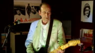 Julien Temple film about Joe Strummer released Mick Jones and Tony James playing guitars together in the studio as the band Carbon/Silicon