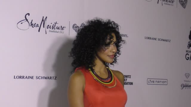 Julissa Bermudez at The Wearable Art Gala at California African American Museum on April 29 2017 in Los Angeles California