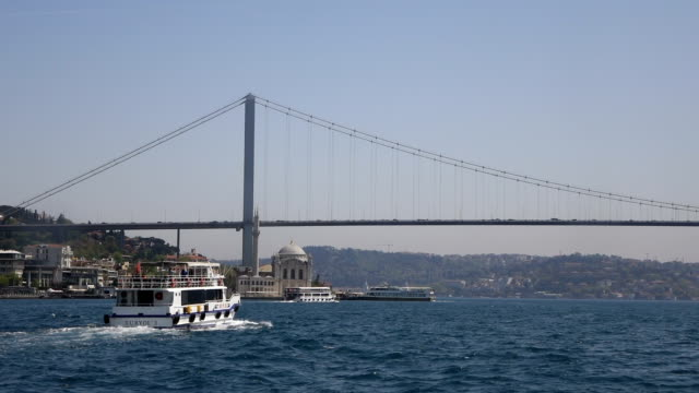 July 15 Martyrs' Bridge in Istanbul