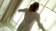 Springen auf Bett (HD 720