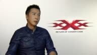 Junket Interview with Donnie Yen ahead of the release of new movie xXx Return of Xander Cage He talks turning down a lot of action roles in the past...